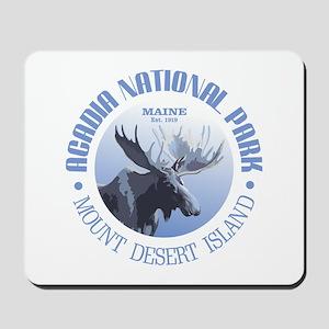 Acadia National Park (moose) Mousepad
