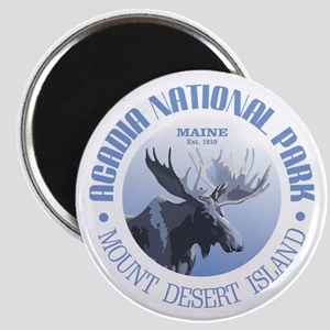 Acadia National Park (moose) Magnets
