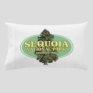 Sequoia National Park Pillow Case