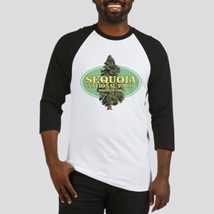 Sequoia National Park Baseball Jersey