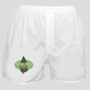 Sequoia National Park Boxer Shorts