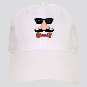 Nose Red BowtieAFD Baseball Cap