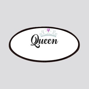 king and queen couple Patch