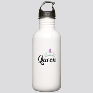 king and queen couple Stainless Water Bottle 1.0L