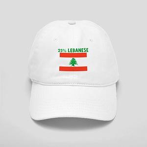 25 PERCENT LEBANESE Cap