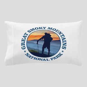 Great Smoky Mountains Pillow Case