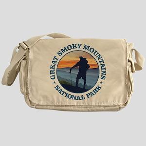 Great Smoky Mountains Messenger Bag