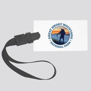 Great Smoky Mountains Luggage Tag
