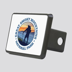 Great Smoky Mountains Hitch Cover
