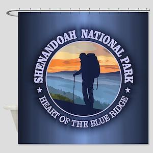 Shenandoah National Park Shower Curtain