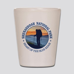 Shenandoah National Park Shot Glass