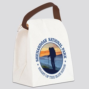 Shenandoah National Park Canvas Lunch Bag