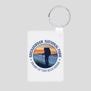 Shenandoah National Park Keychains