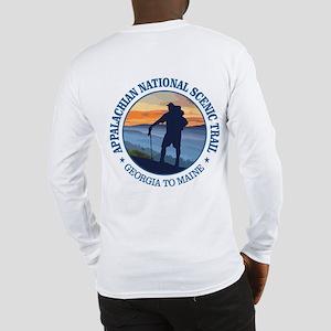 Appalachian Trail (rd)3 Long Sleeve T-Shirt