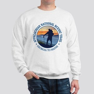 Appalachian Trail (rd)3 Sweatshirt