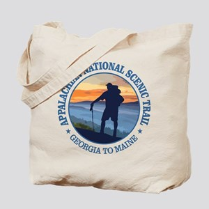 Appalachian Trail (rd)3 Tote Bag