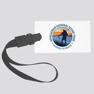 Appalachian Trail (rd)3 Luggage Tag