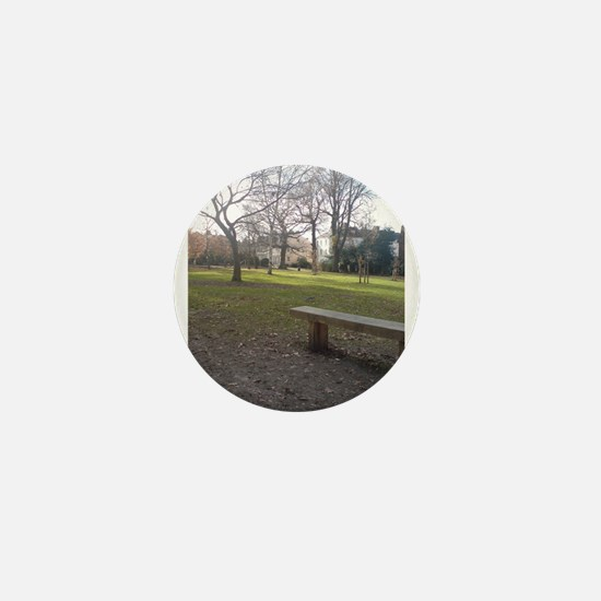 Grove Park, Tunbridge Wells, Mini Button