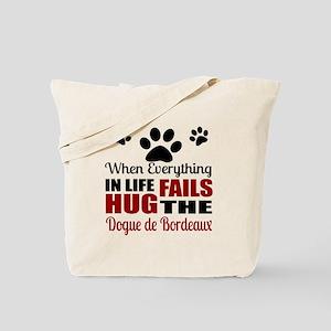 Hug The Dogue de Bordeaux Tote Bag