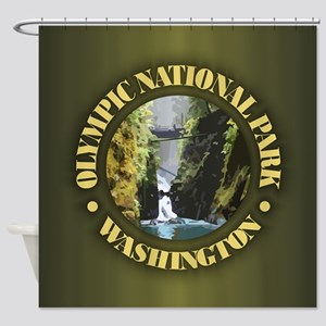 Olympic NP Shower Curtain