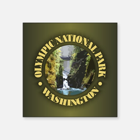 Olympic NP Sticker