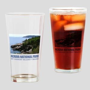 Acadia 3 Drinking Glass