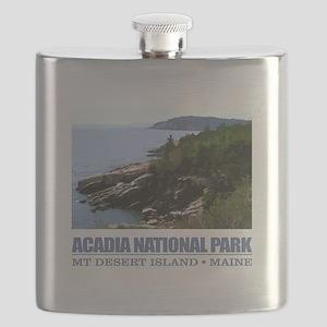 Acadia 3 Flask