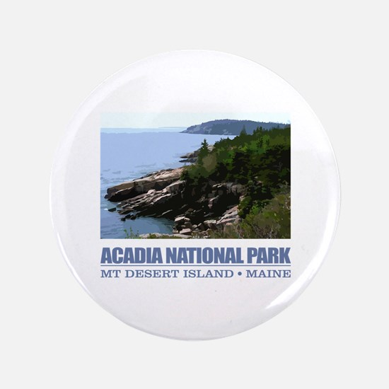 Acadia 3 Button