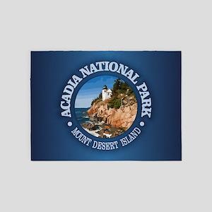 Acadia NP 5'x7'Area Rug