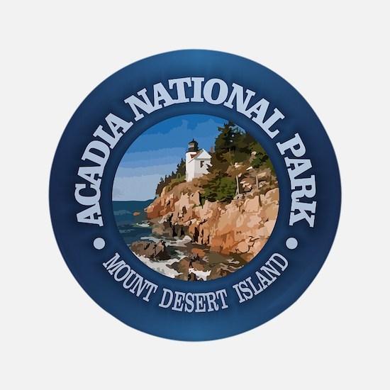 Acadia NP Button
