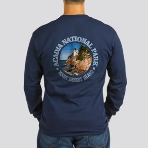 Acadia Np Long Sleeve T-Shirt