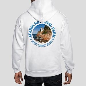 Acadia Np Hoodie Hooded Sweatshirt