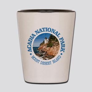 Acadia NP Shot Glass