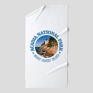 Acadia NP Beach Towel