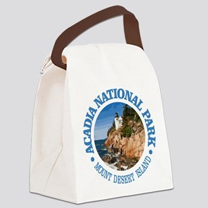 Acadia NP Canvas Lunch Bag