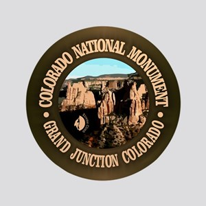 Colorado National Monument Button
