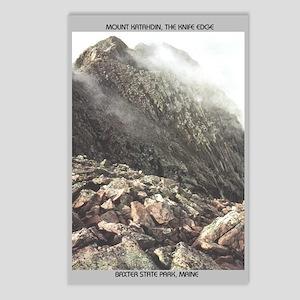 Katahdin Postcards (Package of 8)