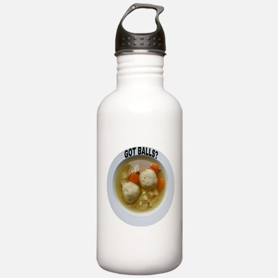 GOT BALLS? Water Bottle