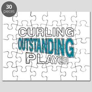 Curling Outstanding Player Puzzle