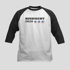 Anti-Trump Hindsight 2020 Kids Baseball Jersey