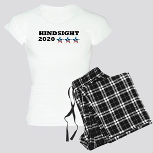Anti-Trump Hindsight 2020 Women's Light Pajamas