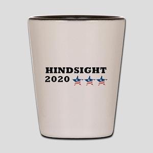 Anti-Trump Hindsight 2020 Shot Glass