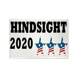 Anti-Trump Hindsight 20 Rectangle Magnet (10 pack)