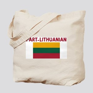 PART-LITHUANIAN Tote Bag