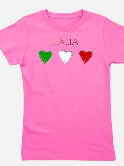 Italia Hearts T-Shirt