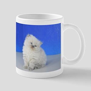 Cleopatra - Blue Point Ragamuffin Kitten Mugs