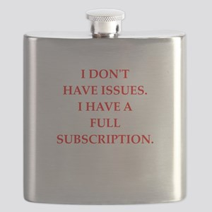 issues Flask