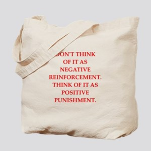 conditioning Tote Bag