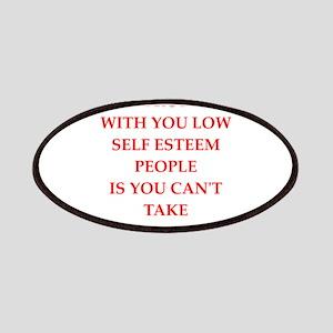 low esteem Patch