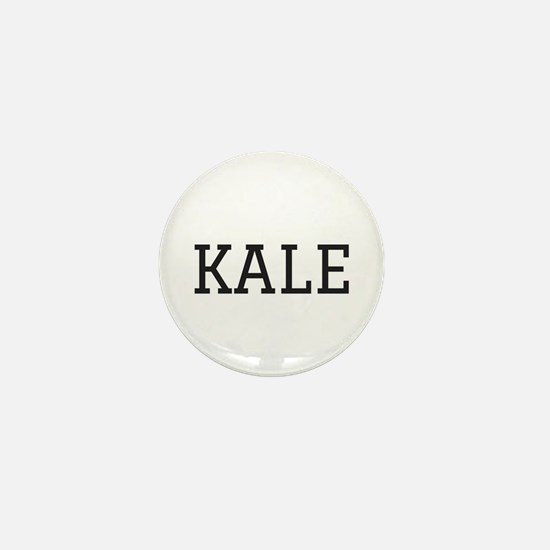 Kale Mini Button